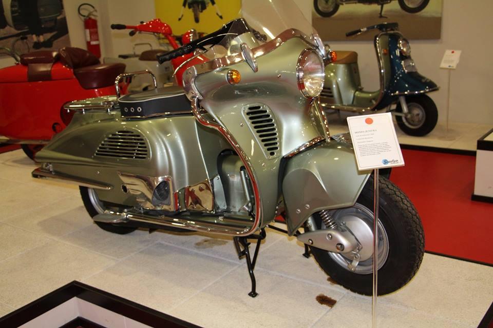 画像16: ミラノの郊外にあるスクーターミュージアム MUSEO SCOOTER&LAMBRETTA