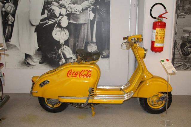 画像3: ミラノの郊外にあるスクーターミュージアム MUSEO SCOOTER&LAMBRETTA