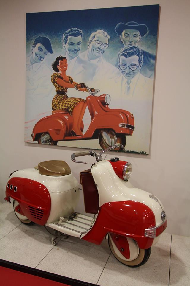 画像8: ミラノの郊外にあるスクーターミュージアム MUSEO SCOOTER&LAMBRETTA