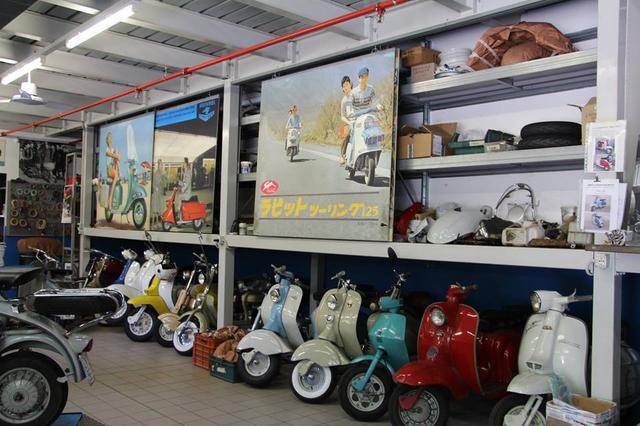 画像16: 情熱から生まれたスクーターミュージアム