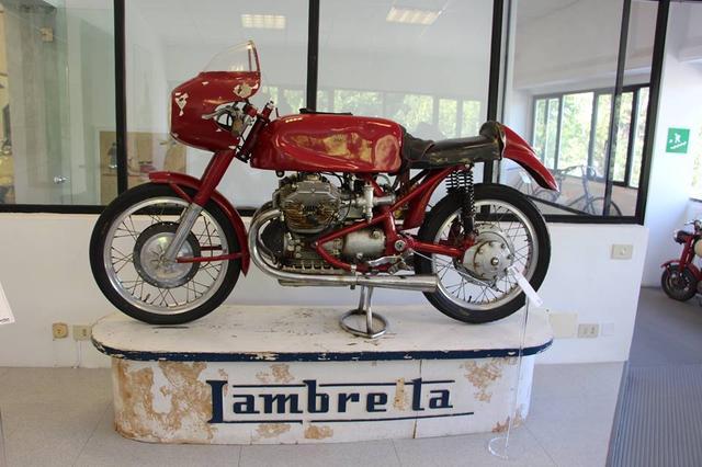 画像10: ミラノの郊外にあるスクーターミュージアム MUSEO SCOOTER&LAMBRETTA