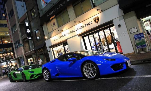 画像: Motorimoda ランボルギーニ専門店「コレツィオーネ アウトモビリ ランボルギーニ ギンザ」を期間限定でオープン|Carcle Press Release !