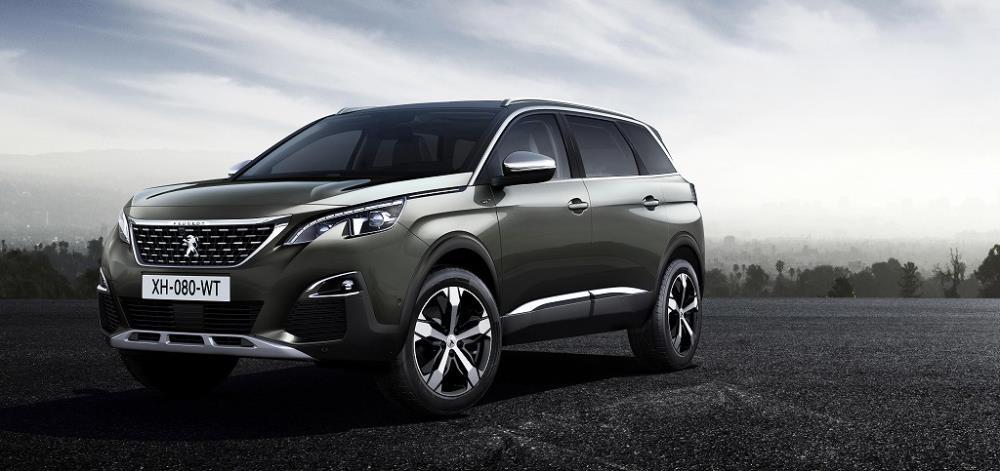 画像: プジョー 3列シートの新型SUV 5008 を発売!|Carcle Press Release !