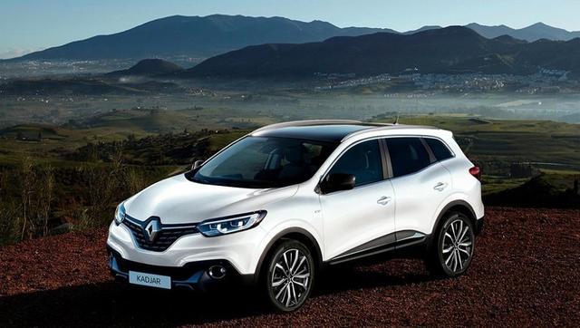 画像: ルノー 新型SUV カジャー 限定車を先行販売|Carcle Press Release !