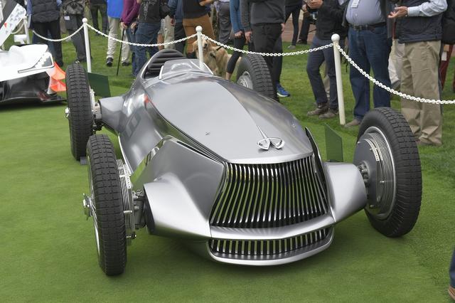 画像5: ペブルビーチコンクールデレガンス&AFAS(Automotive Fine Arte Society)