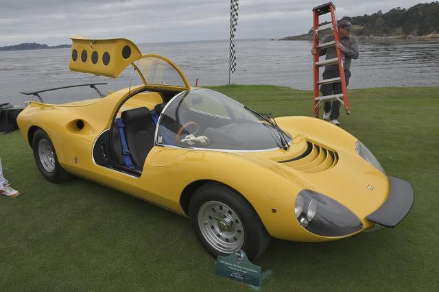 画像4: ペブルビーチコンクールデレガンス&AFAS(Automotive Fine Arte Society)