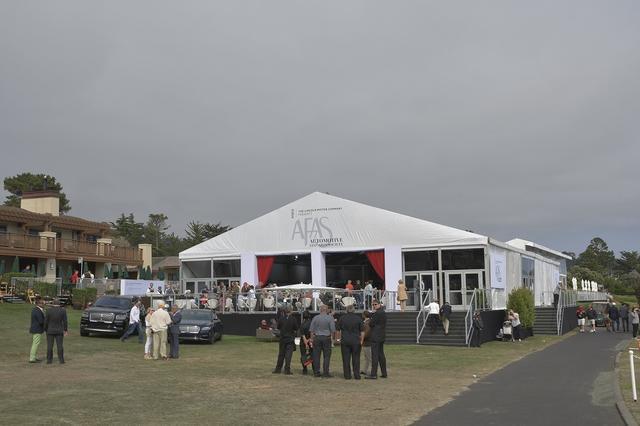 画像9: ペブルビーチコンクールデレガンス&AFAS(Automotive Fine Arte Society)