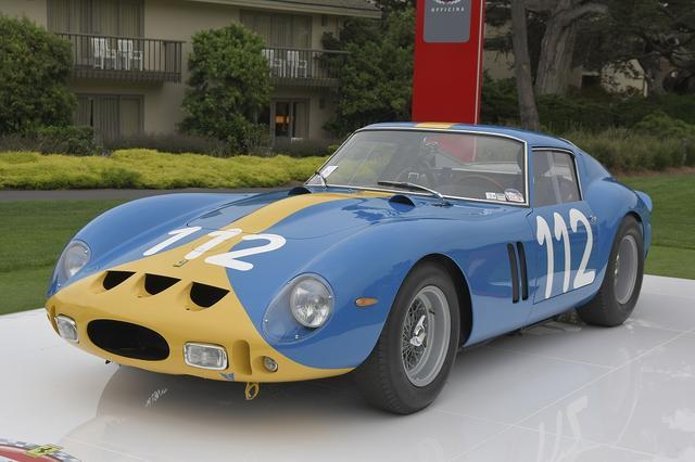 画像3: ペブルビーチコンクールデレガンス&AFAS(Automotive Fine Arte Society)