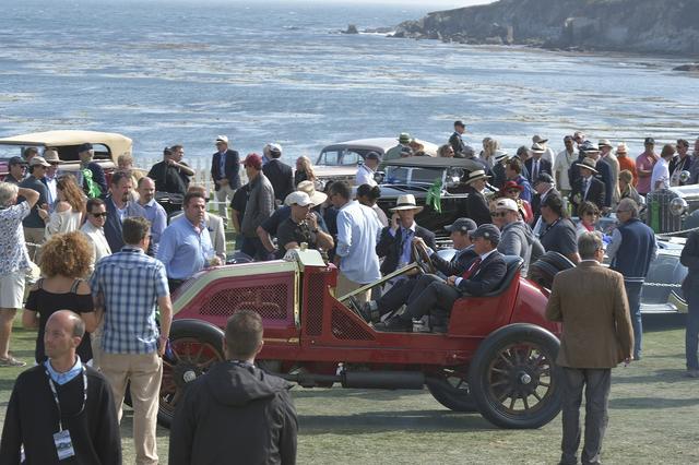 画像2: ペブルビーチコンクールデレガンス&AFAS(Automotive Fine Arte Society)