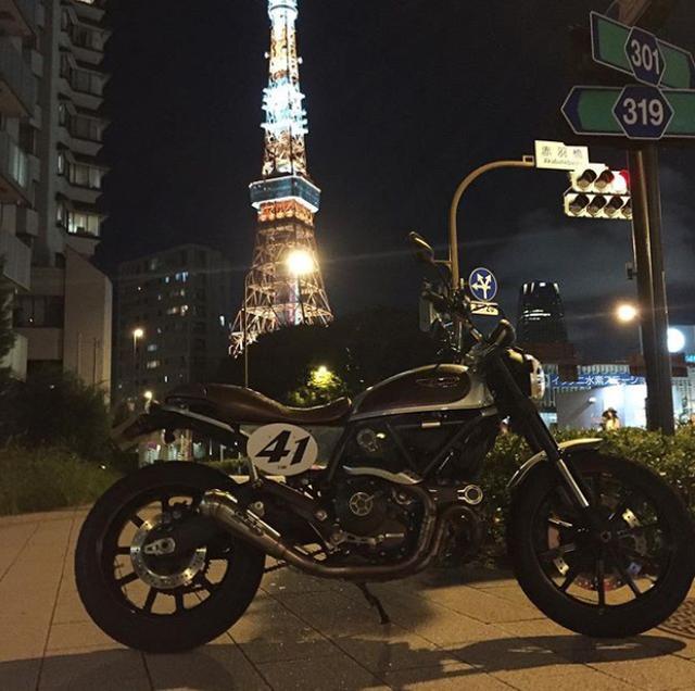 画像: Tokyo Tower