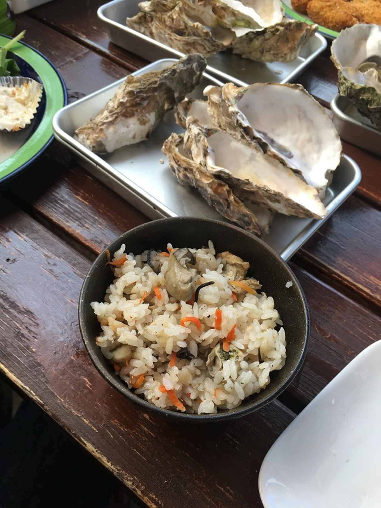 画像: 今回は三重県鳥羽市浦村にある『かき太郎』さんで牡蠣三昧!! たらふく食べて大満足です(*^^*) www.google.co.jp