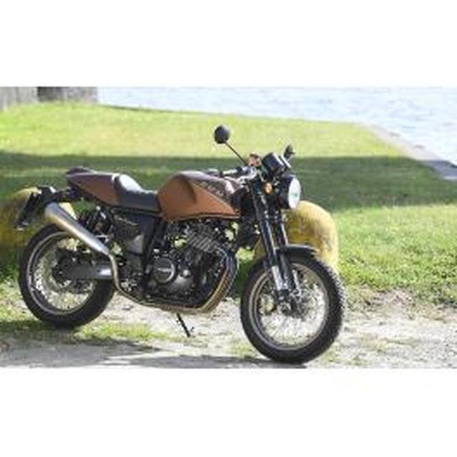 画像: GRAN MILANO 400/440 希望小売価格(消費税8%込み) ¥699,840 | SWM Motorcycles JAPAN