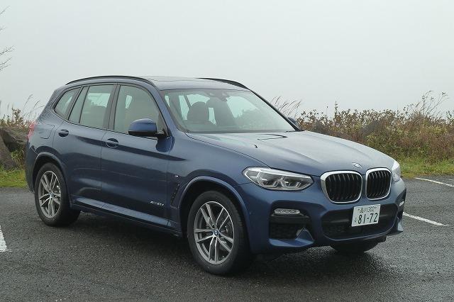 画像6: BMW新型X3試乗