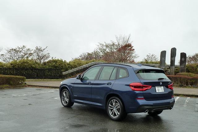 画像2: BMW新型X3試乗
