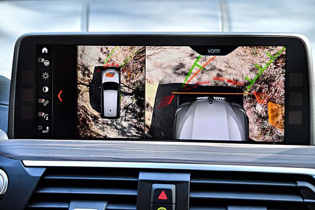 画像5: 9月のフランクフルトショーで発表された3代目X3を箱根で試乗