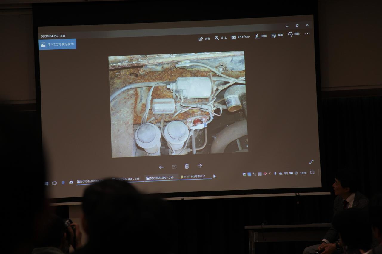 画像7: TOYOTA2000GT 生誕50周年 「幻の名車」トヨタ2000GTボンドカー