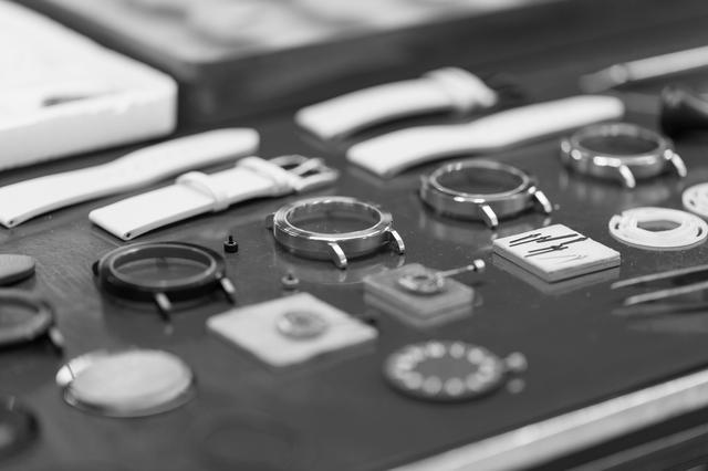 画像: 東京で生まれたオーダーメイド腕時計