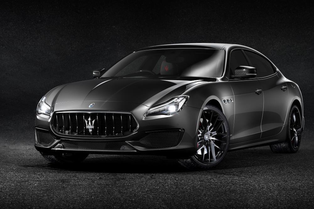 画像: マセラティ 特別限定仕様車『クアトロポルテ GTS ネリッシモ・カーボン・エディション』を発表 Carcle Press Release !