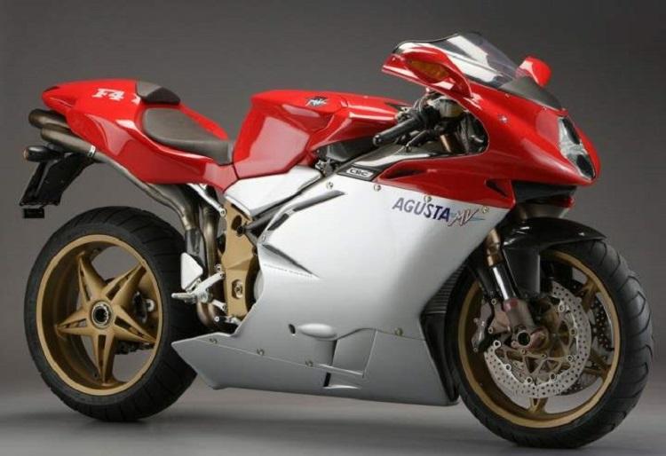 画像: 「MV AGUSTA F4 Serie Oro」:Photp from http://www.car4passion.com/listings/mv-agusta-f4-oro/