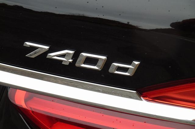 画像7: ありそうでなかった7シリーズ+4WD+ディーゼル。 早く乗りたかった!!