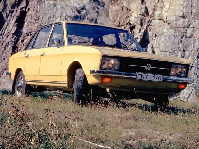 画像: 【K70】1970〜1975 VW最初のFFはこのK70だった。まさしく知られざるVW。 www.favcars.com
