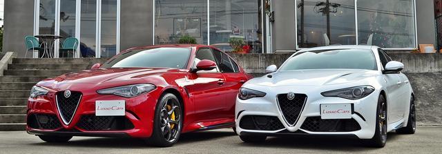 画像: 輸入車のことなら LussoCars(ルッソカーズ)。 新車、中古車、ディーラー車、並行輸入車を問わず取り扱っております。