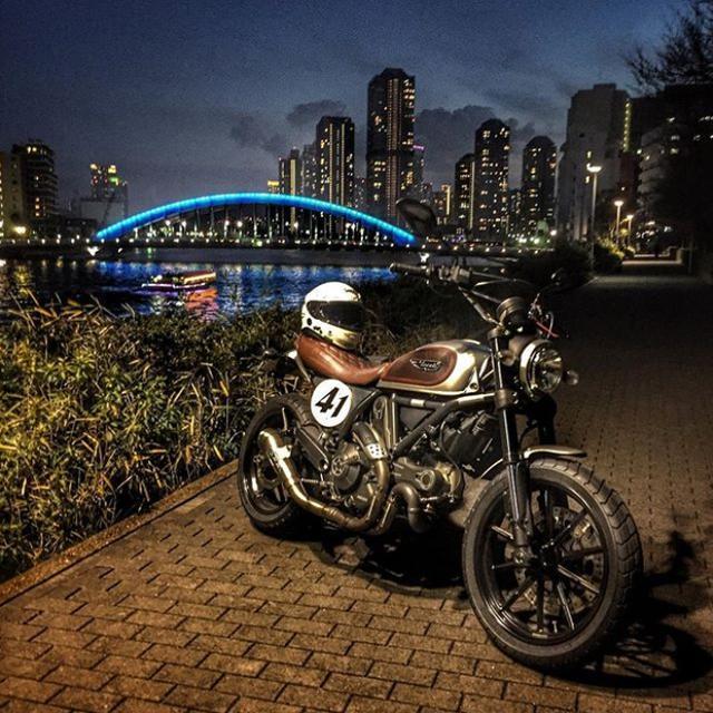 画像: 隅田川大橋