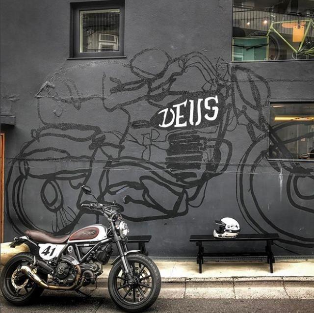 画像: Deus Ex Machina Harajuku