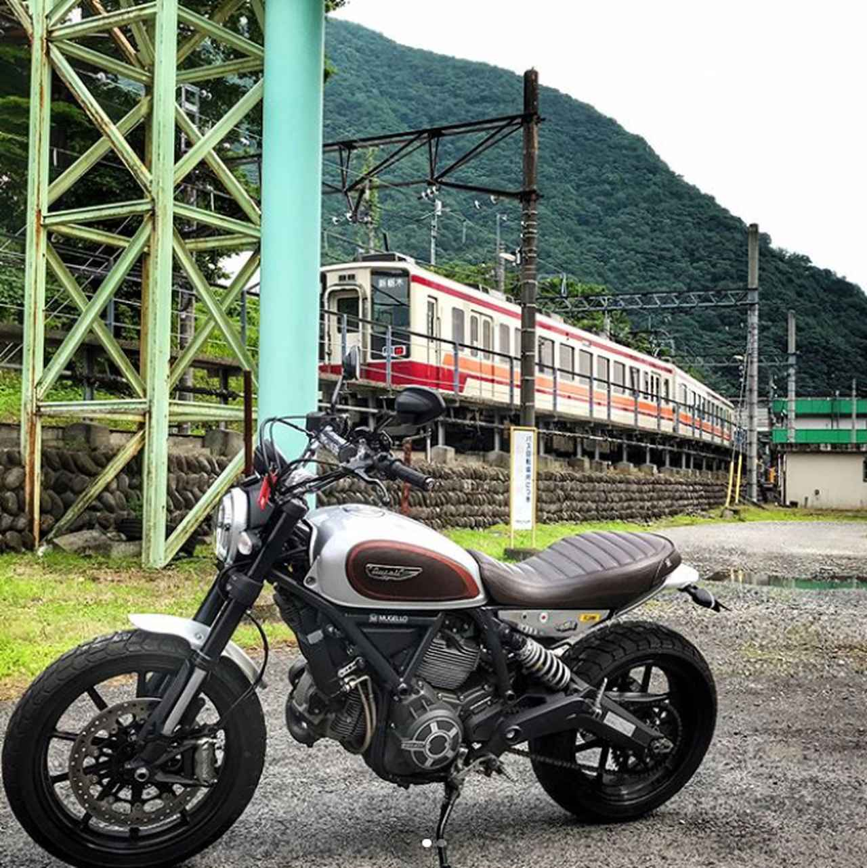 画像: Kinugawa-Kōen Station