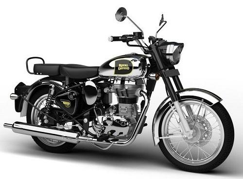 画像: Photo from https://www.cgtrader.com/3d-models/vehicle/motorcycle/royal-enfield-classic-chrome-2016