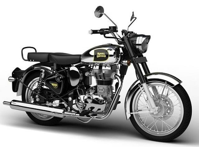 画像: Photo from https://www.cgtrader.com/3d-models/vehicle/motorcycle/royal-enfield-classic-chrome-2016