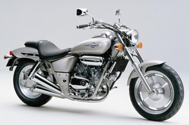 画像: Photo from http://www.goobike.com/catalog/HONDA/V_TWIN_MAGNA_S/index.html