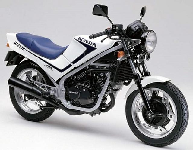 画像: photo from http://www.honda.co.jp/news/1984/2840913.html
