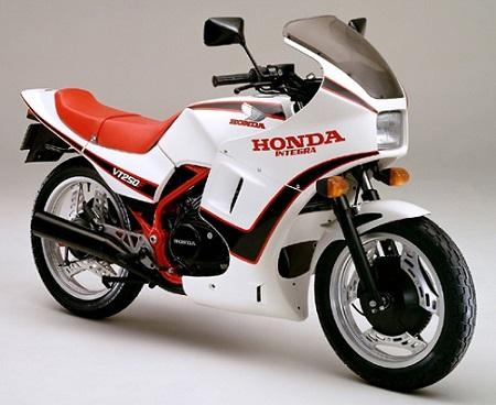 画像: Photo from http://www.honda.co.jp/news/1983/2830614.html