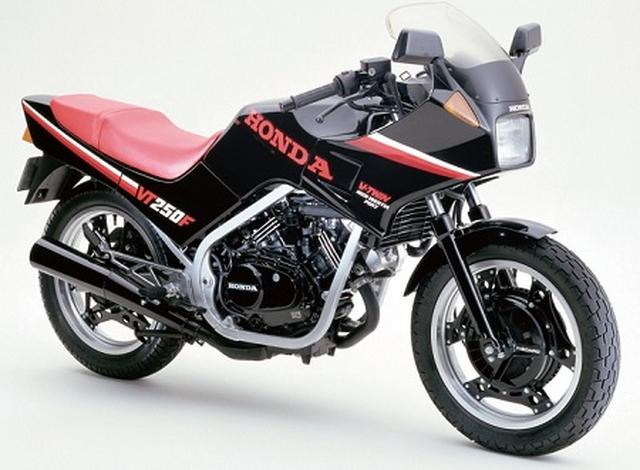 画像: photo from http://www.honda.co.jp/news/1984/2840210.html