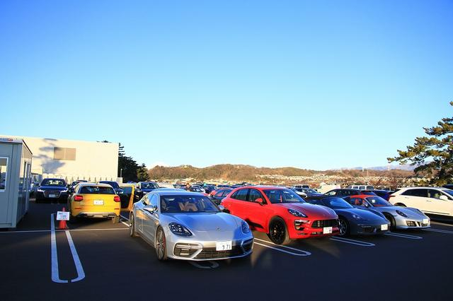 画像2: 毎年恒例、今年で38回目を迎える「JAIA輸入車試乗会」