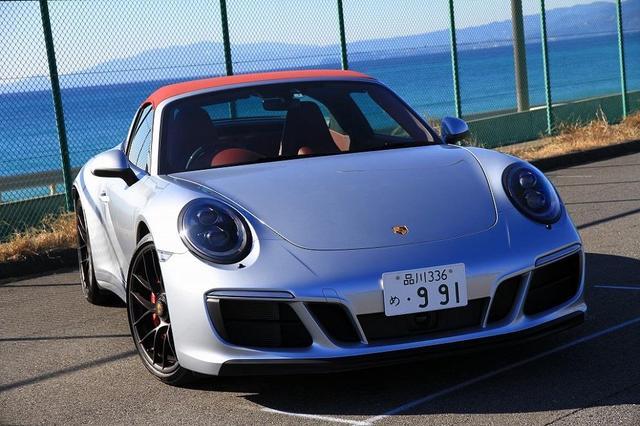 画像: JAIA輸入車試乗会2018~ポルシェ 911 タルガ4 GTS~|CARCLE MAGAZINE