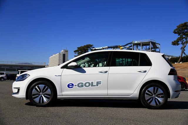 画像2: JAIA輸入車試乗会2018 ~フォルクスワーゲン e-GOLF~ |CARCLE MAGAZINE