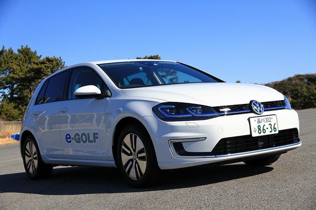 画像1: JAIA輸入車試乗会2018 ~フォルクスワーゲン e-GOLF~ |CARCLE MAGAZINE
