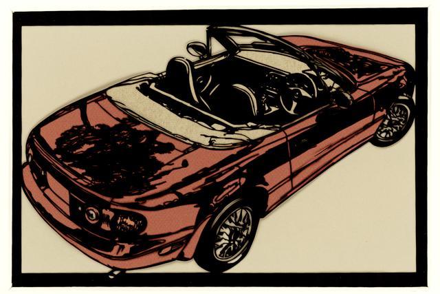 画像2: はたまた怪しげな車のオブジェ?
