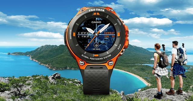 画像: PRO TREK Smart WSD-F20 | Smart Outdoor Watch | CASIO