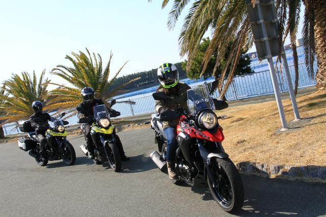 画像1: | 浜名湖一周ツーリング出発!中之島大橋の絶景を通り舘山寺へ