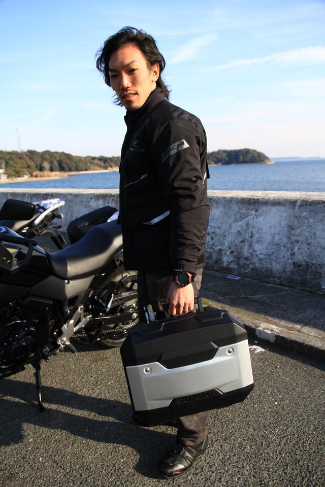 画像9: V-Strom 250開発者インタビュー