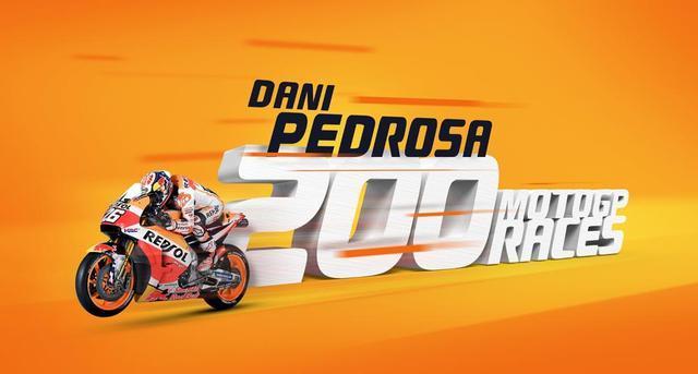 画像: 【モトGP2018】ダニ・ペドロサがモトGP200回出場