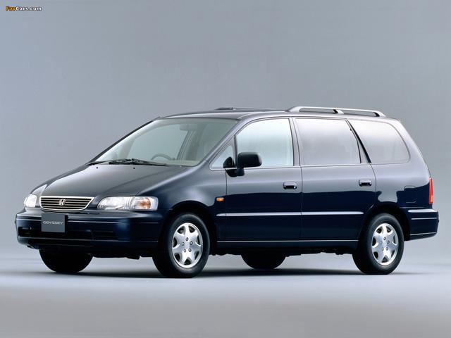 画像: 初代「ホンダ オデッセイ」 www.favcars.com