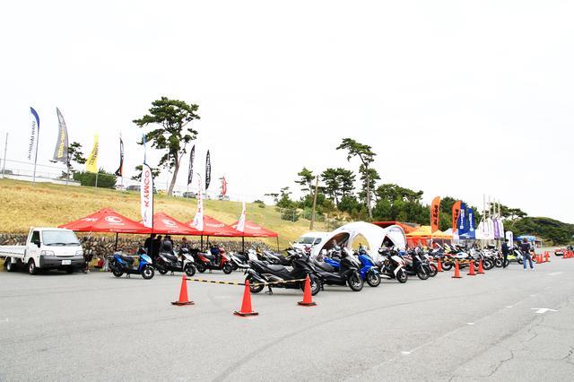 画像11: JAIA輸入二輪車試乗会2018 ~プロローグ~ |BICLE MAGAZINE