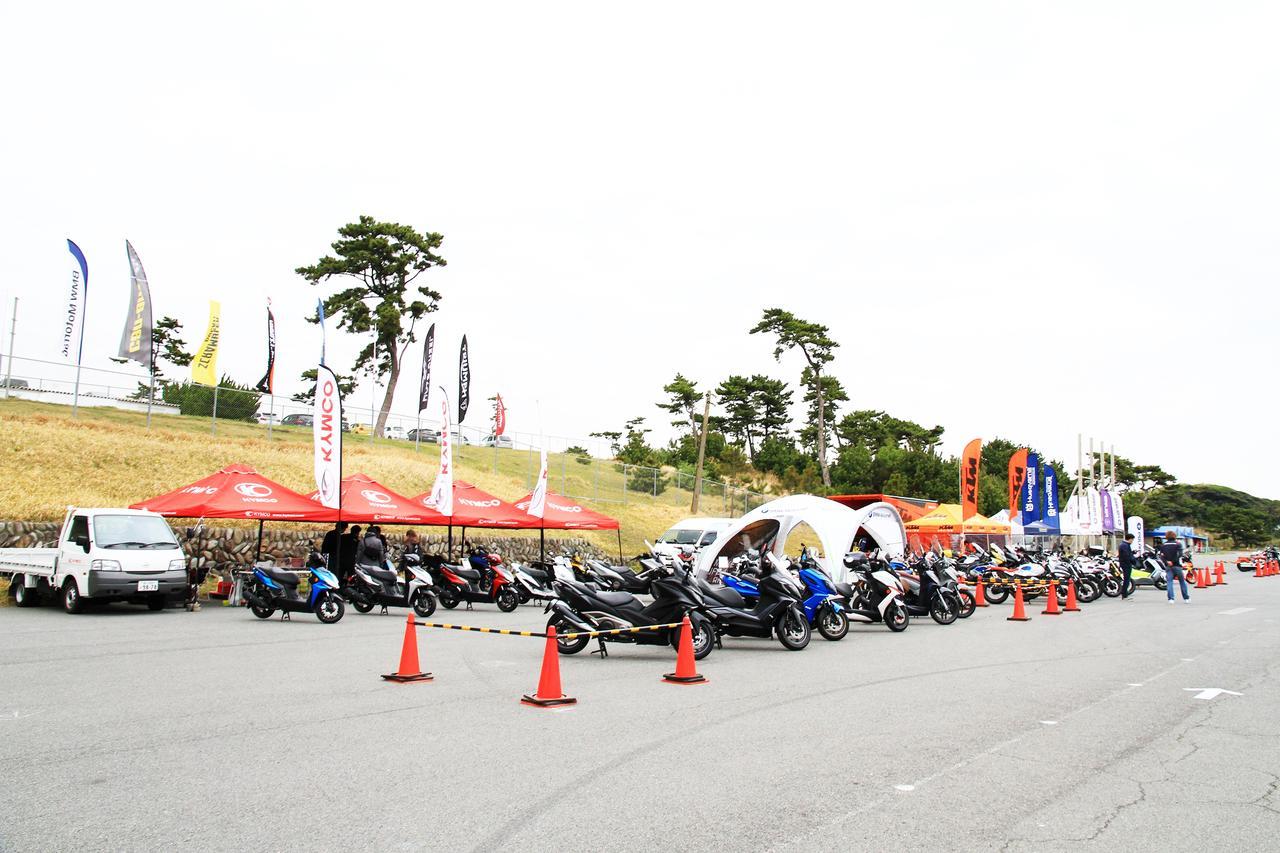 画像11: JAIA輸入二輪車試乗会2018 ~プロローグ~  BICLE MAGAZINE