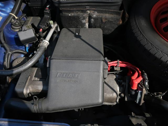 画像: パンダ1100時代のFIREエンジン