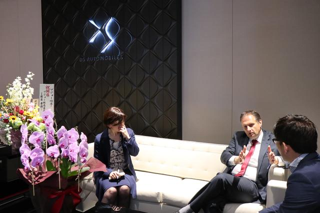 画像2: クリストフ プレヴォ社長への単独インタビューが実現。その模様をお届けします。