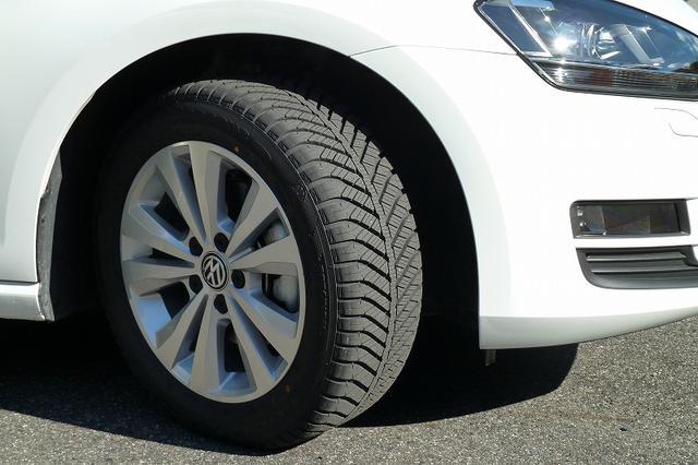 画像4: Good Year Vector 4Seasons Hybridをワンシーズン使ってみた。